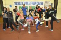 Boxe savate