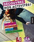 Programme des activités de l'OLA 2021-2022