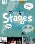 Stages théâtre et sportifs 2019
