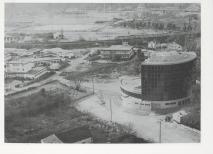 Chantier hôtel de ville vue de haut