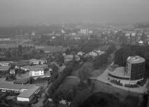 Hôtel de ville vue de haut