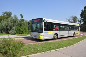 Un bus de la Stivo