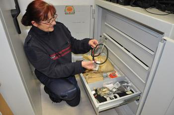 Police municipale, objets trouvés
