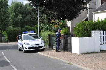 Surveillance des habitations